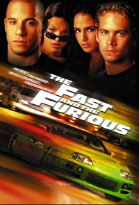 Постер фильма Форсаж / The Fast and the Furious (2001)
