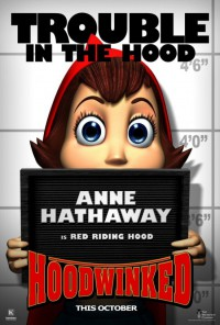 Правдивая история красной шапки / Hoodwinked (2005) смотреть онлайн