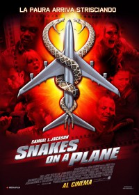 Snakes on a plane bathroom scene actors