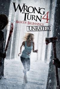 Поворот не туда 4: Кровавое начало / Wrong Turn 4: Bloody Beginnings (2011) смотреть онлайн