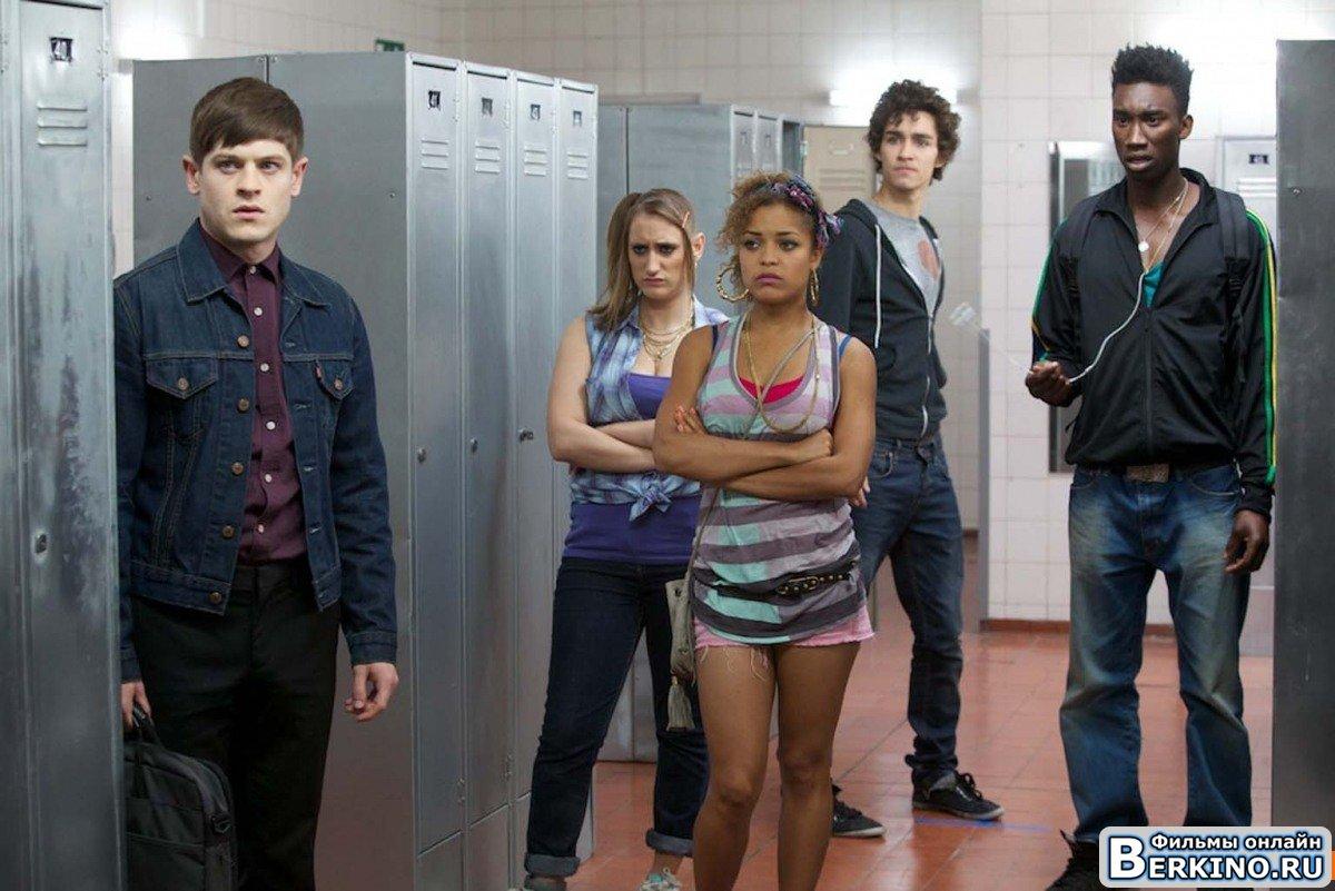 отбросы 5 сезон 3 серия смотреть кубик в кубе онлайн