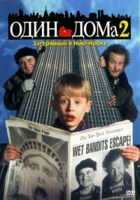 ���� ���� 2: ���������� � ���-����� / Home Alone 2: Lost in New York (1992) �������� ������