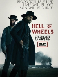 ������ �� �� ������ / Hell on Wheels (2014) 4 ����� �������� ������