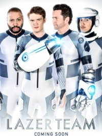 Лазерная команда / Lazer Team (2015) смотреть онлайн