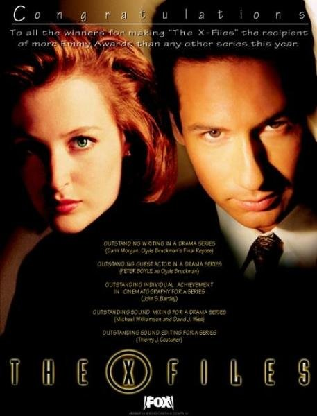 ������ ��������� ��������� / The X Files (����� 5) �������� ������