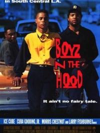 ������ � ����� / Boyz n the Hood (1991) �������� ������