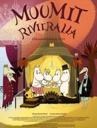 Мумитролли на Ривьере / Muumit Rivieralla (2014) смотреть онлайн