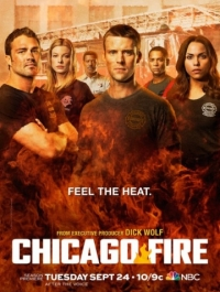 Сериал Чикаго в огне / Chicago Fire (сезон 1) смотреть онлайн