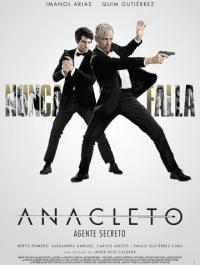 Анаклет: Секретный агент / Anacleto: Agente secreto (2015) смотреть онлайн