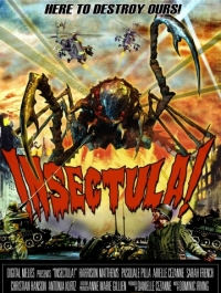 Инсектула! / Insectula! (2015) смотреть онлайн