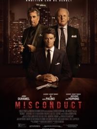 ����, ��� ���� / Misconduct (2016) �������� ������