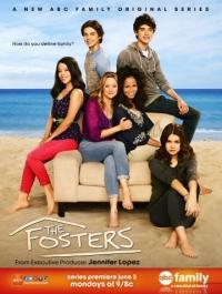 Сериал Фостеры / The Fosters (сезон 3) смотреть онлайн