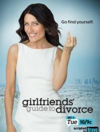 Сериал Инструкция по разводу для женщин / Girlfriends' Guide to Divorce (сезон 3) смотреть онлайн