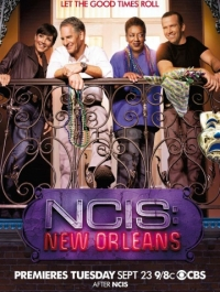 ������ ������� �������: ����� ������ / NCIS: New Orleans (����� 2) �������� ������